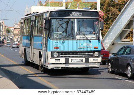 Szeged Bus