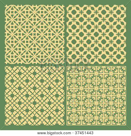 Seamless pattern for design. Vector illustration.