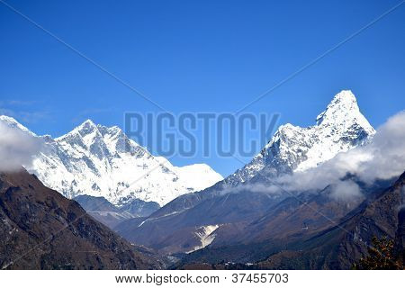 Everest landscape