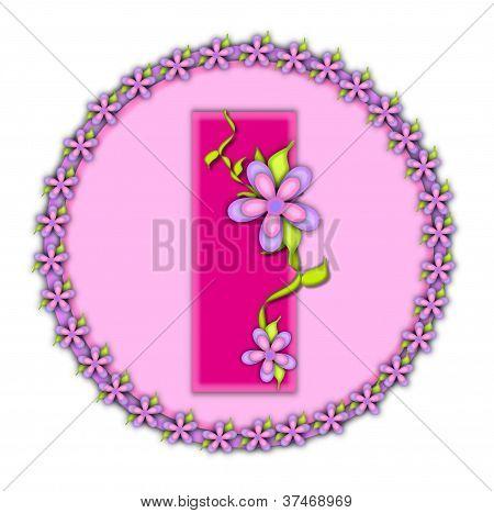 Alphabet Daisy Chain I