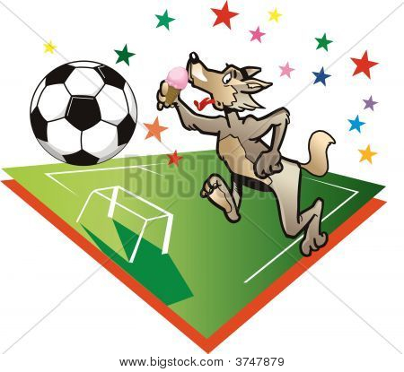 Wolf Football