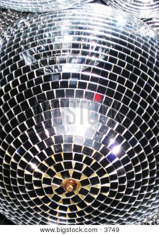 Shiny Disco Balls 01