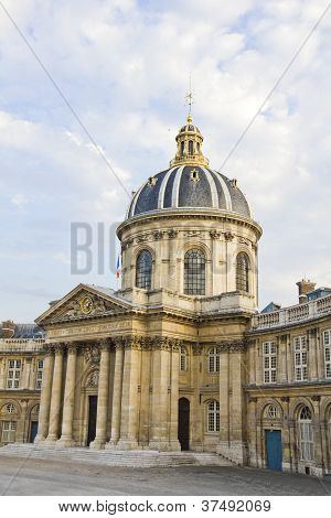 French Institute (institut De France), Paris