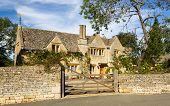 Traditional Cotswold Stone House Chipping Campden