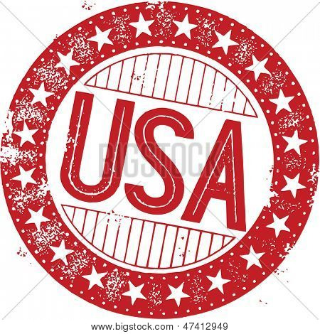 Vintage USA United States of America Stamp