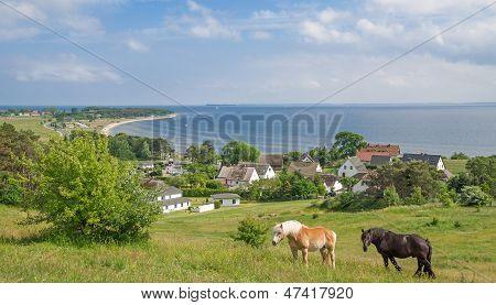 Ruegen Island,Mecklenburg-Vorpommern,Germany
