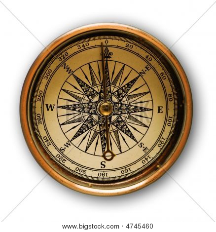 Old Compass