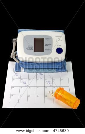 Tracking Blood Pressure