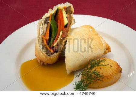 Vegetable Parcels