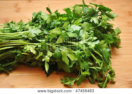 Whole Italian Parsley