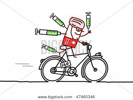 cyclist & doping