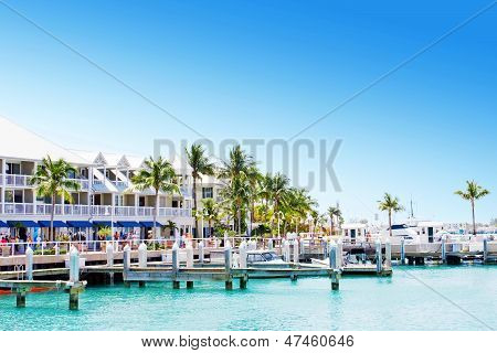 Harbor at Key West