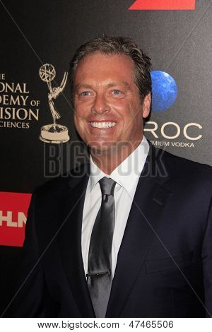 BEVERLY HILLS - JUN 16: Todd Newton at the 40th Annual Daytime Emmy Awards at The Beverly Hilton Hotel on June 16, 2013 in Beverly Hills, California