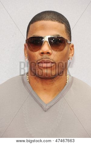 LOS ANGELES - JUN 30: Nelly at the 2013 BET Awards at Nokia Theater L.A. Live on June 30, 2013 in Los Angeles, California