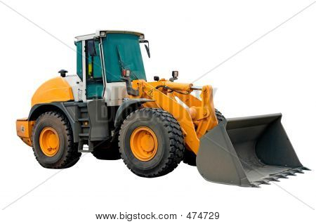 Big Excavator Machinery