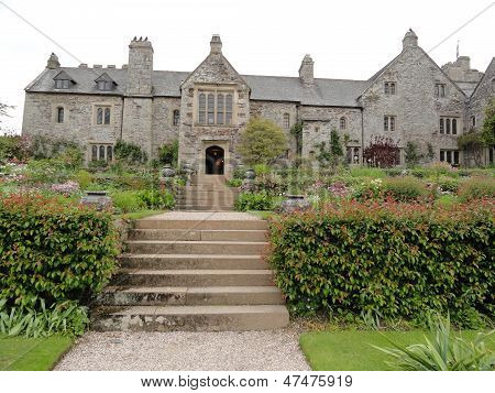 Cotehele House And Garden Steps