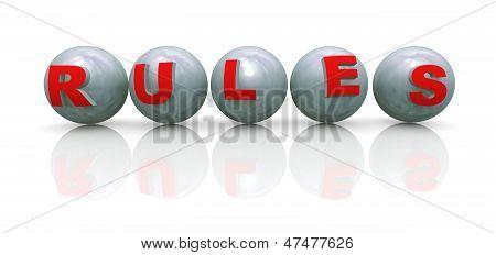 3D Rule On Sphere
