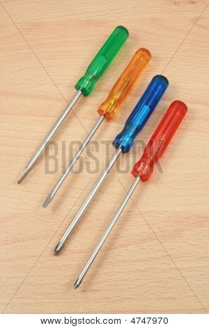 Four Screwdrivers