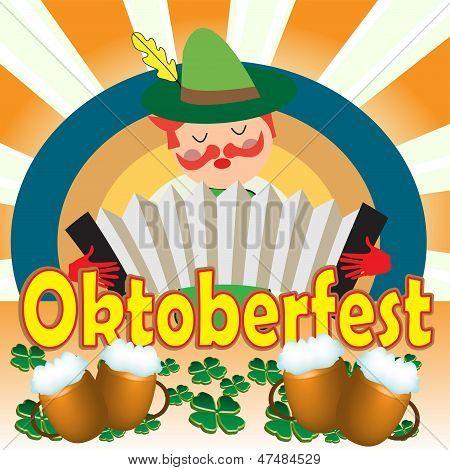 Oktoberfest-festival