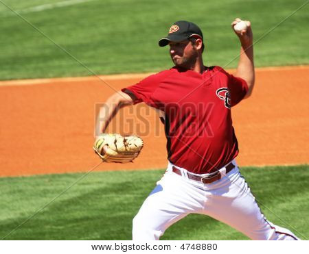 Diamondbacks Pitcher Doug Davis