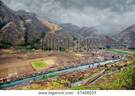 Valley Of The Urubamba