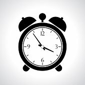 pic of aroused  - Alarm clock icon - JPG