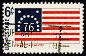 USA Flag 1968