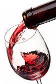 Постер, плакат: Красное вино