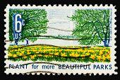 Beautiful Parks 1969