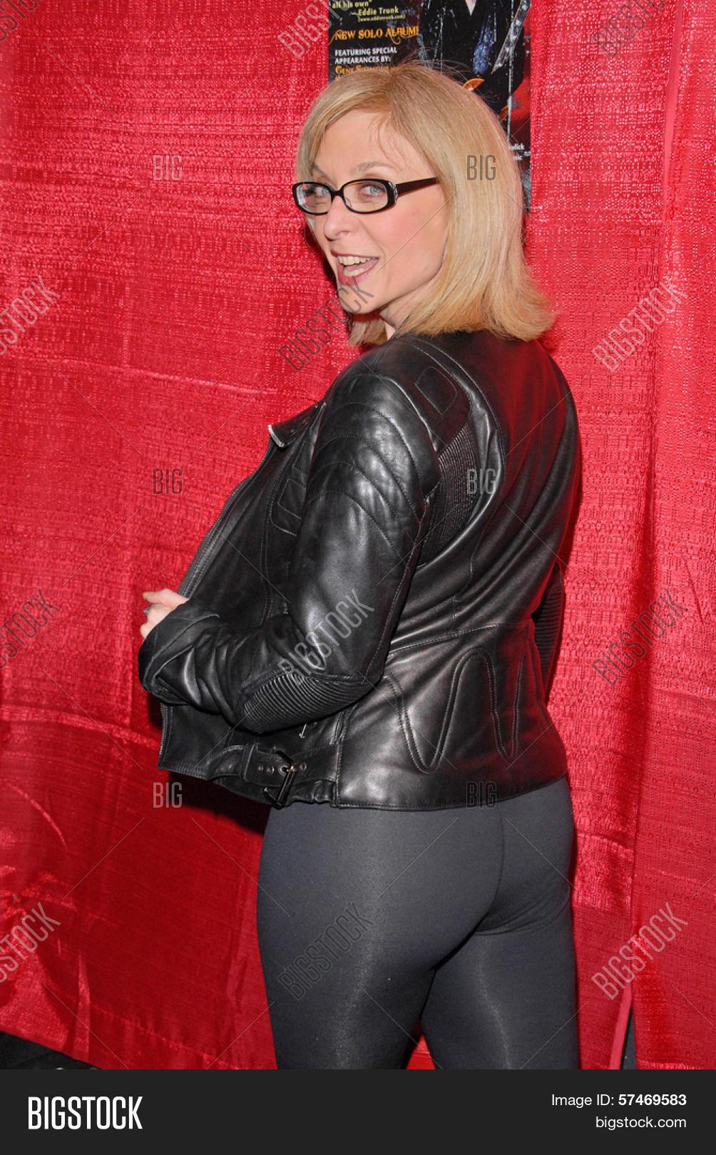 Nina Hartley Celebrity Karaoke Us Image Amp Photo Bigstock