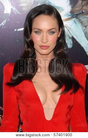 Megan Fox at the