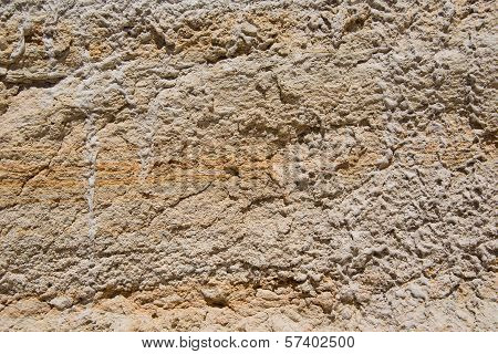 Weathered Yellow Tuff