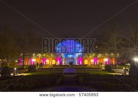 Winterlichter In The Palmgarden
