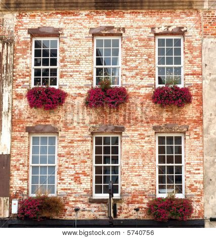 Savannah Window Boxes