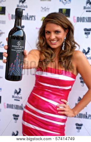 Bridgetta Tomarchio at a screening of