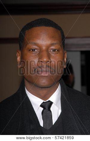 Tyrese Gibson at the 62nd Annual DGA Awards - Arrivals, Hyatt Regency Century Plaza Hotel, Century City, CA. 01-30-10