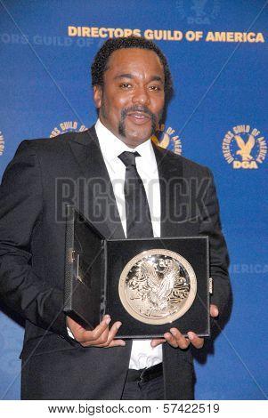 Lee Daniels at the 62nd Annual DGA Awards - Press Room, Hyatt Regency Century Plaza Hotel, Century City, CA. 01-30-10