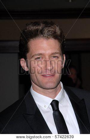 Matthew Morrison at the 62nd Annual DGA Awards - Arrivals, Hyatt Regency Century Plaza Hotel, Century City, CA. 01-30-10