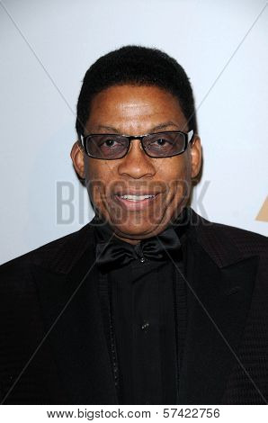 Herbie Hancock at The Recording Academy and Clive Davis Present The 2010 Pre-Grammy Gala - Salute To Icons, Beverly Hilton Hotel, Beverly Hills, CA. 01-30-10