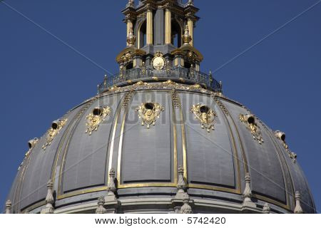 Dome Of san Francisco City Hall