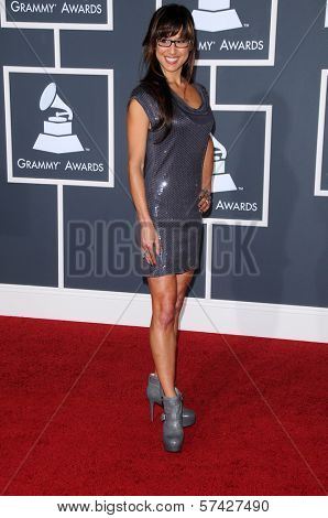 Kristina Wu  at the 52nd Annual Grammy Awards - Arrivals, Staples Center, Los Angeles, CA. 01-31-10