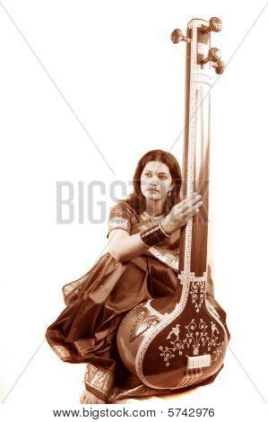 Classic Indian Singer