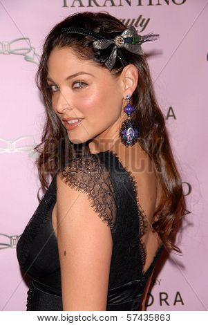 Blanca Soto at the