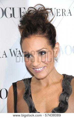 Kara DioGuardi  at a Vogue Dinner Honoring Vera Wang, Vera Wang Store, Los Angeles, CA. 03-02-10