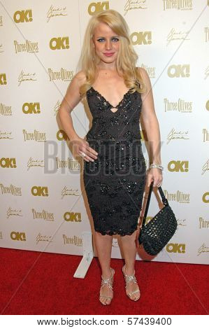 Jaimie Hilfiger at the OK Magazine Pre-Oscar Party, Beso, Hollywood, CA. 03-05-10