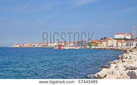 Piran, Adriatic Sea, Slovenia