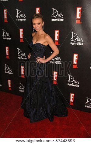 Giuliana Rancic at the E! Oscar Viewing and After Party, Drai's, Hollywood, CA. 04-07-10