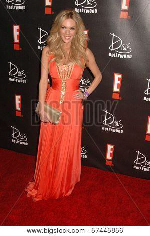 Jasmine Dustin at the E! Oscar Viewing and After Party, Drai's, Hollywood, CA. 04-07-10