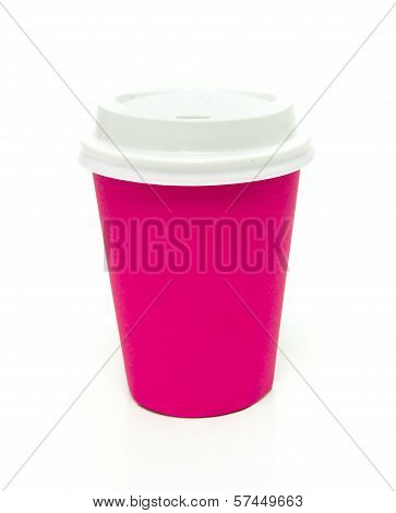 Violet To Go Coffee Cup