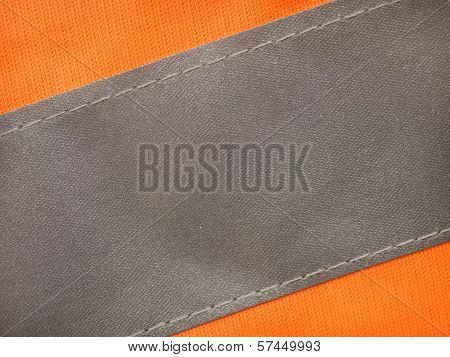 Reflective Vest Background